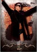 2016 Topps WWE Undisputed Wrestling Cards The Miz 23