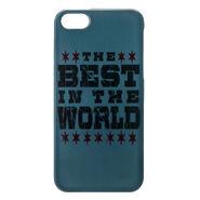 CM Punk Best In The World iPhone 5 Case