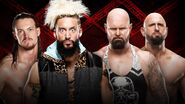 HIAC 2016 Amore & Big Cass v Gallows & Anderson