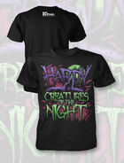 Jeff Hardy Creatures Of The Night T-Shirt