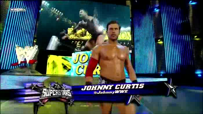 August 30, 2012 Superstars results