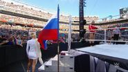 Rusev and Rumble 7