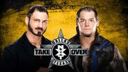 Takeover Dallas Aries v Corbin
