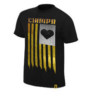 Tommaso Ciampa Blackhearts Authentic T-Shirt