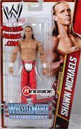 WWE Series 26 Shawn Michaels