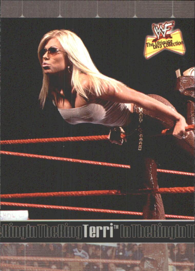2001 WWF The Ultimate Diva Collection (Fleer) Terri (No.73)