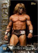 2017 Legends of WWE (Topps) Ultimate Warrior 94