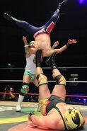 CMLL Domingos Arena Mexico (January 13, 2019) 5