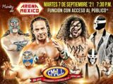 CMLL Martes Arena Mexico (September 7, 2021)