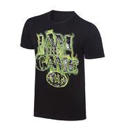 Triple H I Am the Game Retro T-Shirt