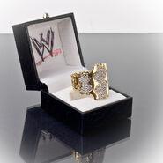 WWE Million Dollar Belt Finger Ring