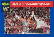 1991 WWF Classic Superstars Cards Randy Savage 84