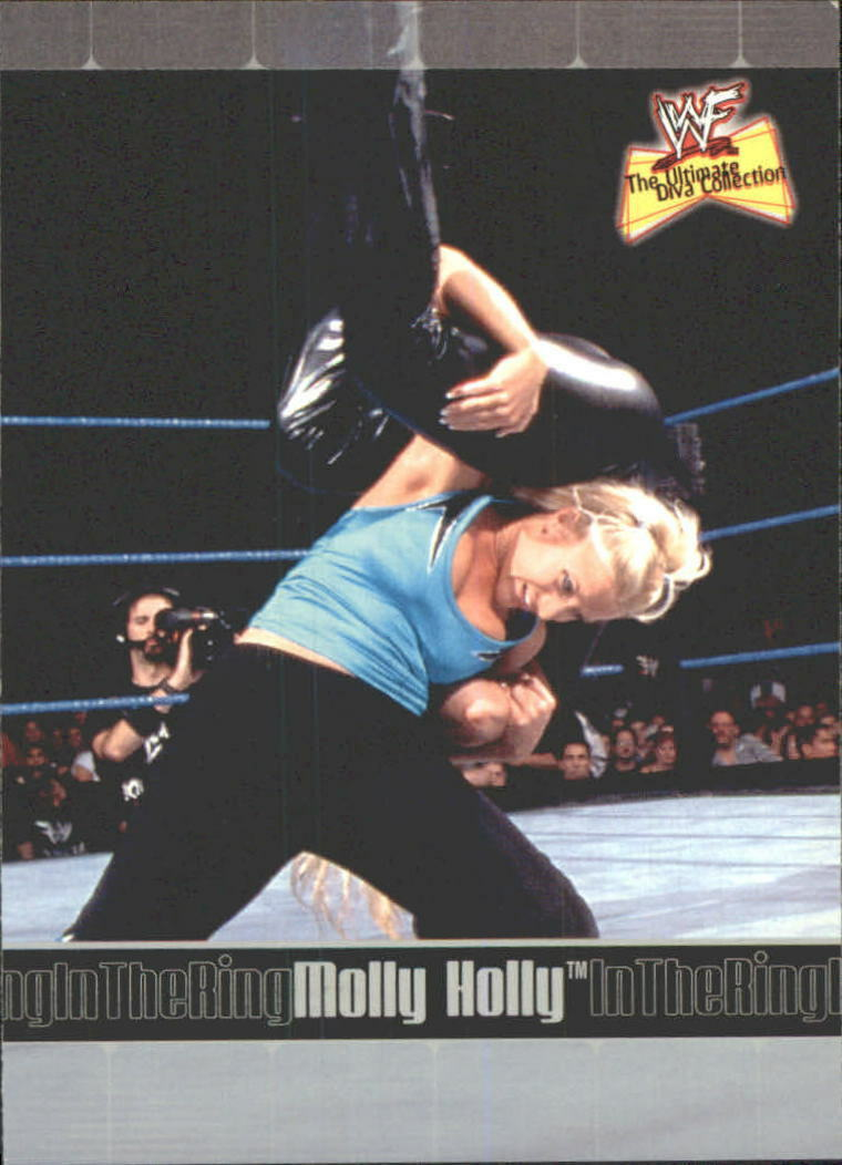 2001 WWF The Ultimate Diva Collection (Fleer) Molly Holly (No.76)