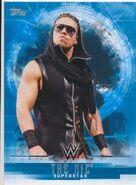 2017 WWE Undisputed Wrestling Cards (Topps) The Miz 25