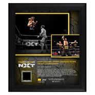 Adam Cole NXT TakeOver XXV 15 x 17 Framed Plaque w Steel Chair