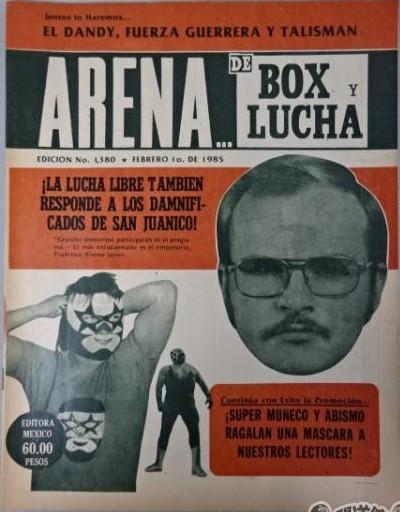 Box y Lucha 1380