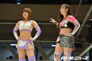 Ice Ribbon & Actwres girl'Z Joint Show 3