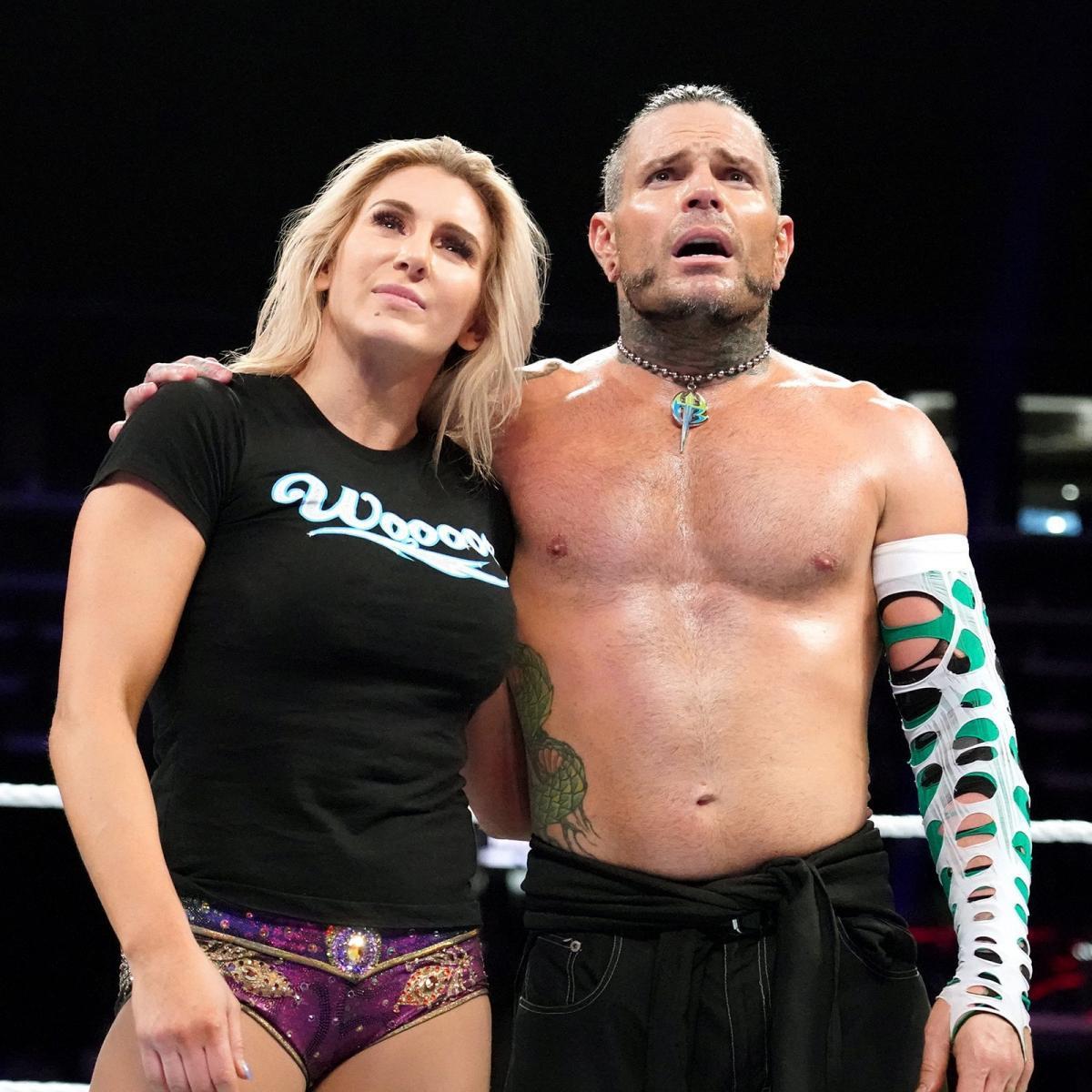 Jeff Hardy & Charlotte Flair