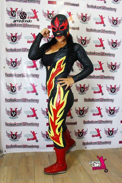 Lady Flamer