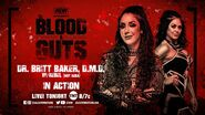 May 5, 2021 AEW Dynamite Match 1