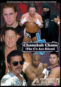 PWG Chanukah Chaos (The C's Are Silent)