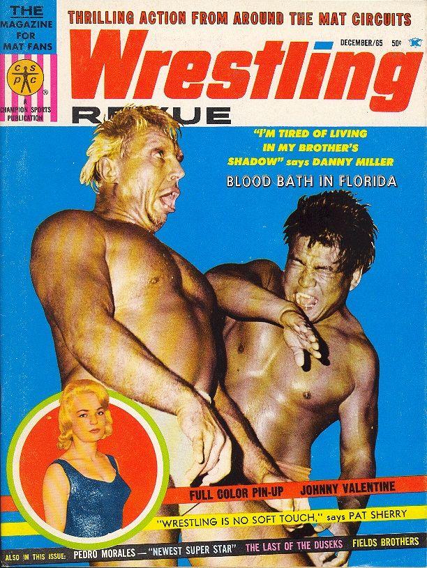 Wrestling Revue - December 1965