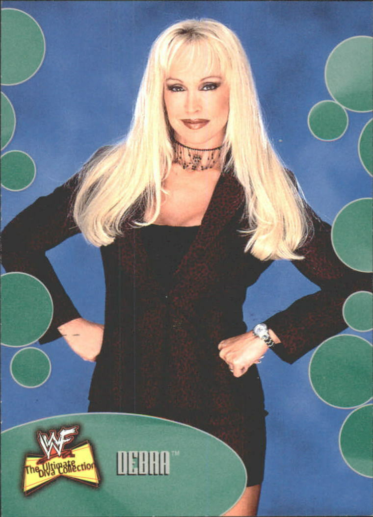 2001 WWF The Ultimate Diva Collection (Fleer) Debra (No.44)