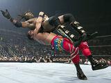 """Chris Benoit v Booker T """"Best Of Seven Series Match"""""""