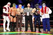 CMLL Martes Arena Mexico (March 19, 2019) 21