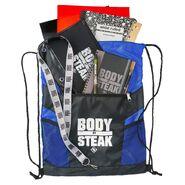 Heavy Machinery Body By Steak Back To School Package