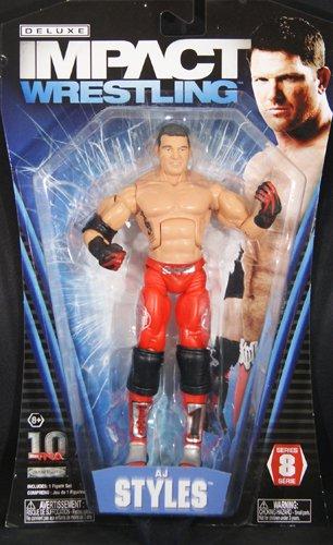 TNA Deluxe Impact 8
