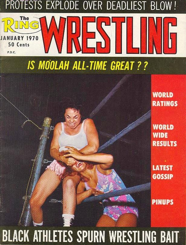 The Ring Wrestling - January 1970
