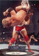 2003 WWE WrestleMania XIX (Fleer) John Cena (No.12)