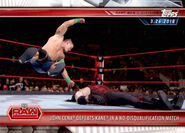 2019 WWE Road to WrestleMania Trading Cards (Topps) John Cena 33