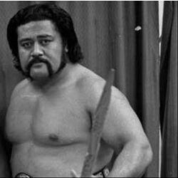 Wrestler aus Samoa