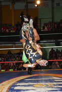 CMLL Sabados De Coliseo (January 12, 2019) 2