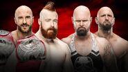 RR 2017 Tag Title Match