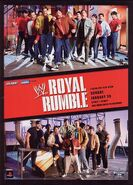 Royal Rumble 2005 Poster