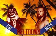 Sixx vs. Jaxson James - WF Meltdown 2015