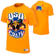 The Usos Uso Crazy T-Shirt