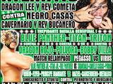 CMLL Martes Arena Mexico (March 7, 2017)