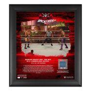 Damian Priest WrestleMania Backlash 2021 15x17 Commemorative Plaque