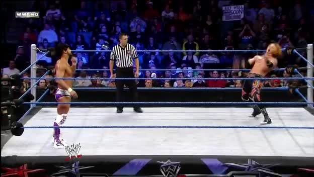 February 9, 2012 Superstars results