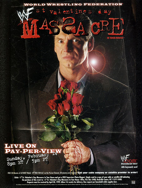 In Your House 27: St. Valentine's Day Massacre