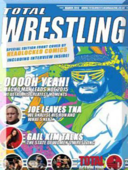 Total Wrestling - March 2015