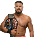 Andrade US Champ