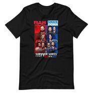 Survivor Series 2020 Event T-Shirt