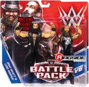 WWE Battle Packs 47 Luke Harper & Bray Wyatt
