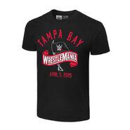 WrestleMania 36 Logo T-Shirt