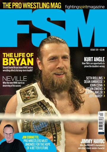 Fighting Spirit Magazine 120